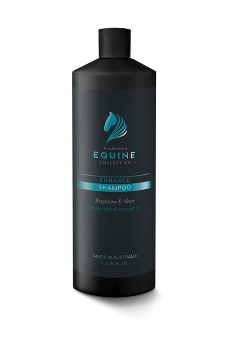 Progroom Equine Enhance Shampoo