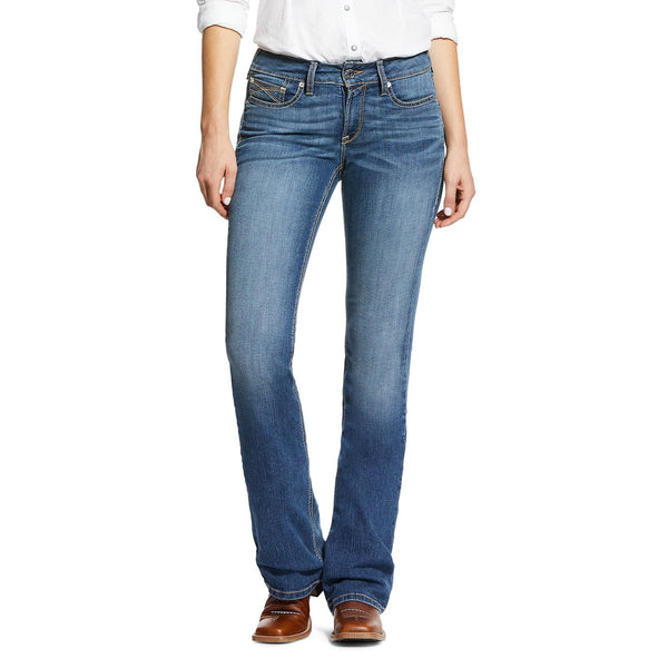 Ariat R.E.A.L Perfect Rise Stretch Rachael Boot Cut