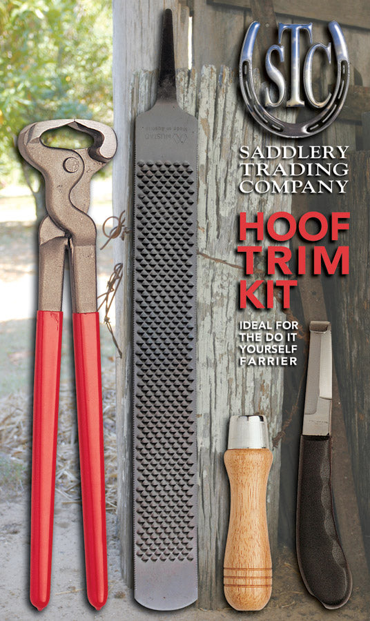 STC Hoof Trim Kit