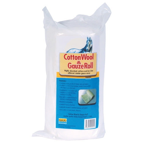 Kelato Cotton Wool & Gauze Rol