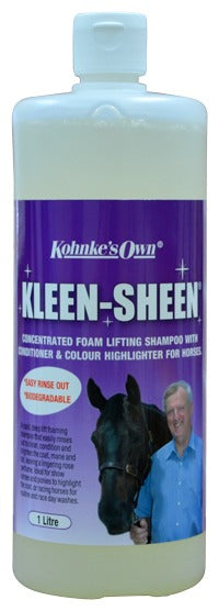 Kohnkes Own Kleen Sheen