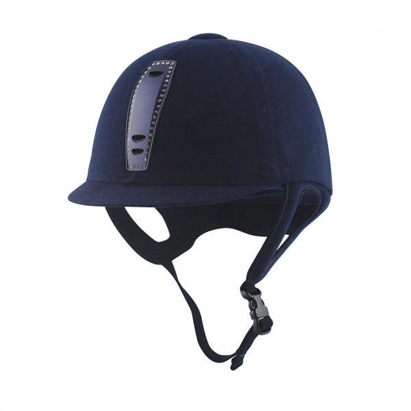 Eurohunter Cambridge Microfibre with Crystal Helmet