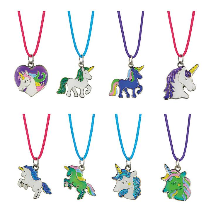 Unicorn Fantasy Mood Necklace