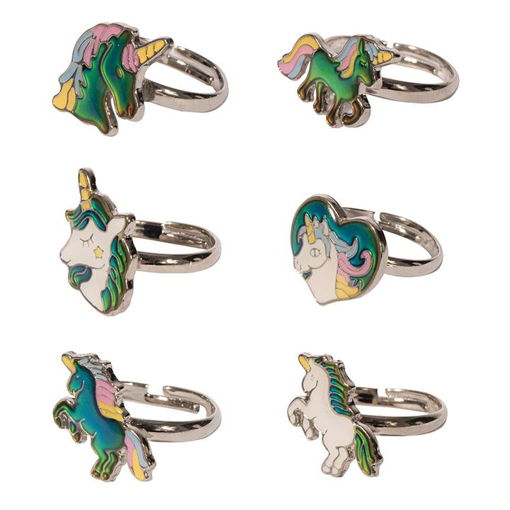 Unicorn Fantasy Mood Ring
