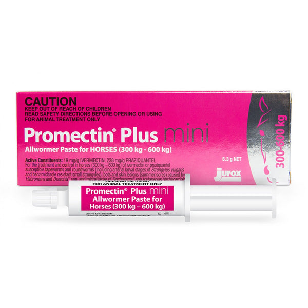 Promectin Plus Mini Horses