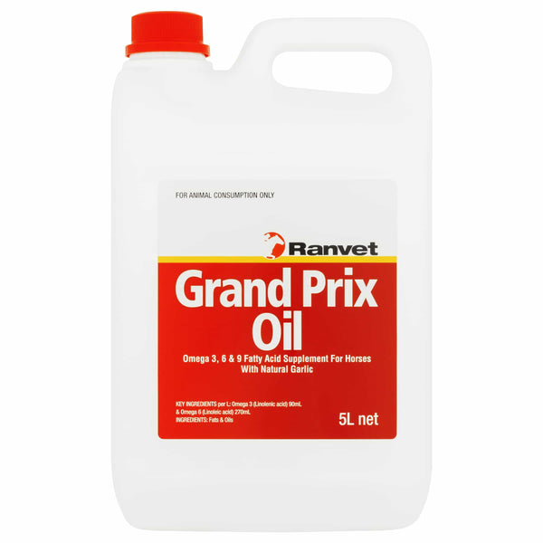 Ranvet Grand Prix Oil 5lt
