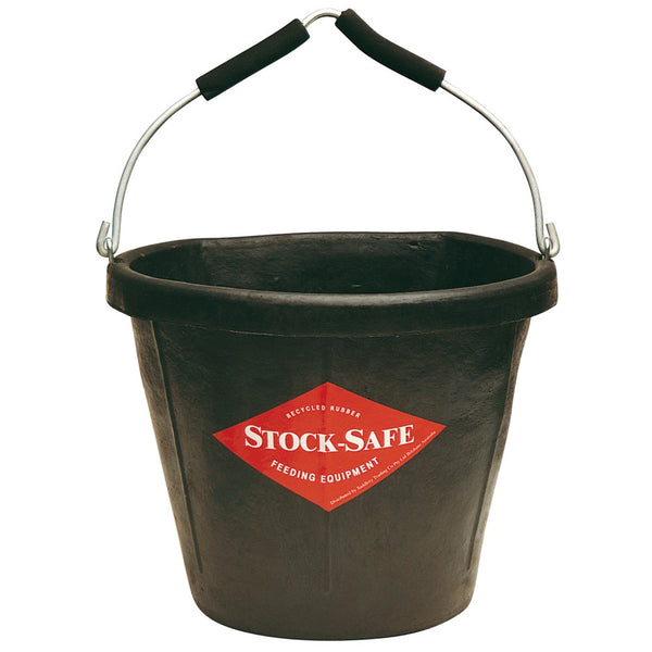 Stock-Safe Flat Back Bucket 17L