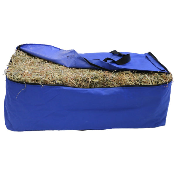 Fort Worth Hay Carry/Transport Bag Blue