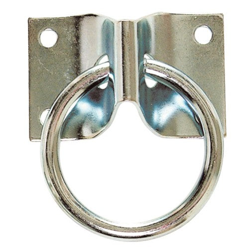 Hitching Ring w/Plate