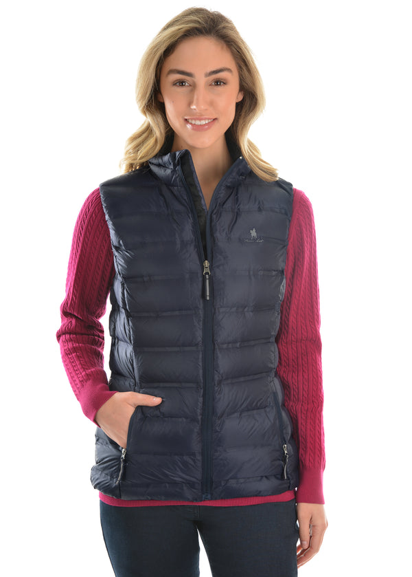 Thomas Cook Women's Oberon Light Weight Down Vest