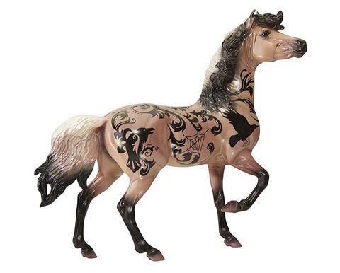 Breyer Traditional Halloween Horse Nevermore