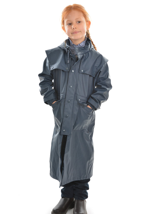 TC Pioneer Long Kids Raincoat