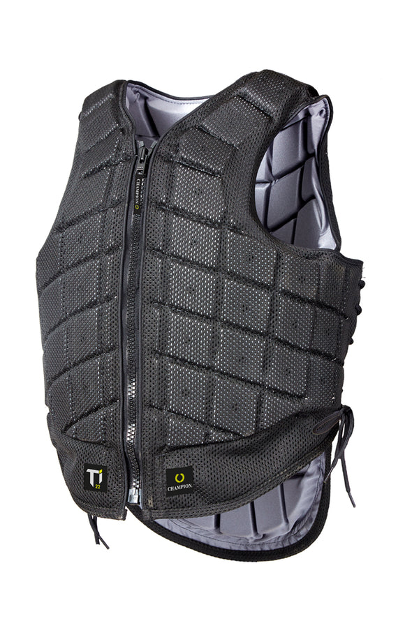 Champion Titanium Ti22 Body Protector – EN 13158 - BETA level 3 2018