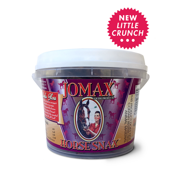 Jomax 'Little Crunch' 400gm Bucket