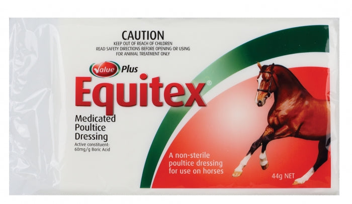 Equitex Medicated Poultice Dressing 44gm