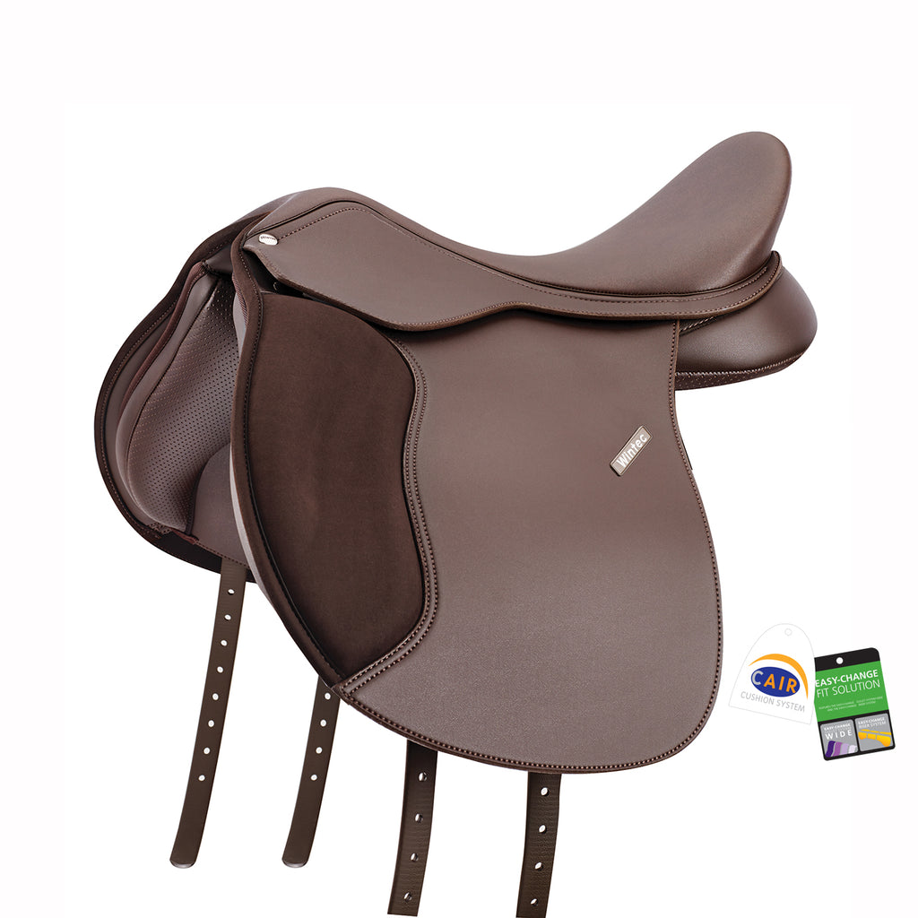 Wintec 500 Wide All Purpose Flock Saddle