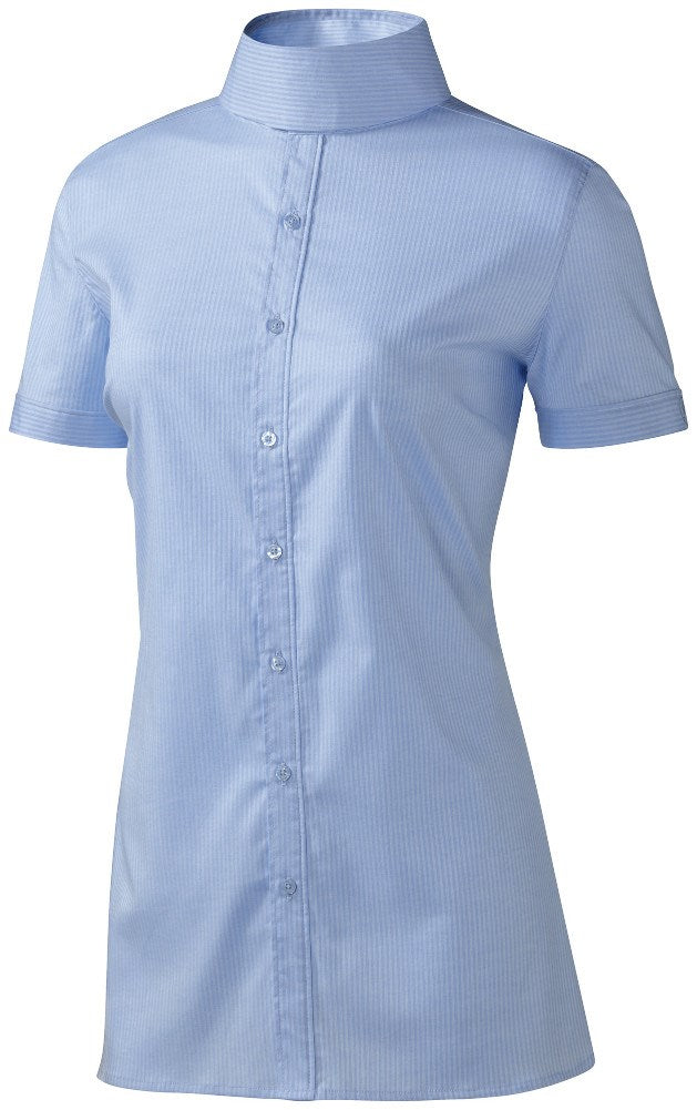 Ariat Women's Victory SS Show Shirt Blue