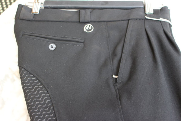 Men's Black Horse Bourbon Breech