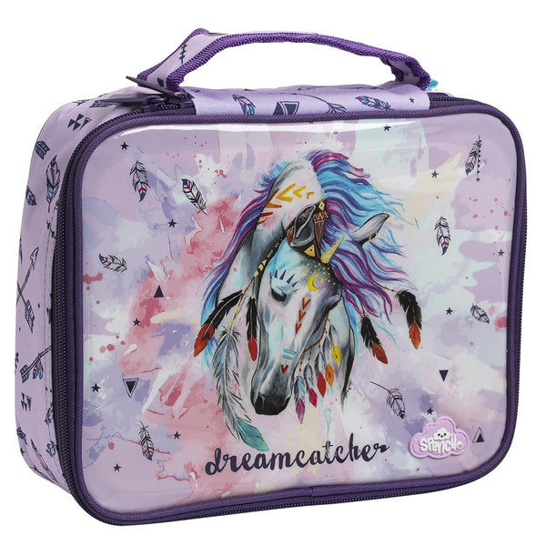 Lunch Box- Dreamcatcher Horse