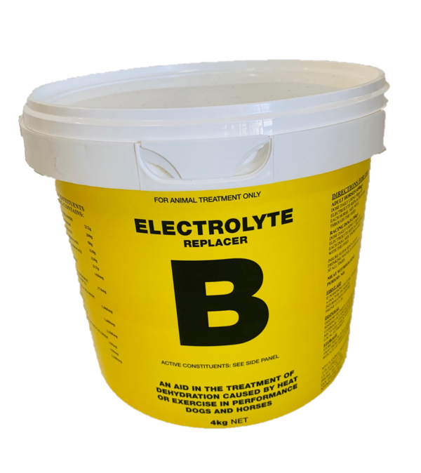 MYCA Electrolyte 'B' Replacer -  4kg