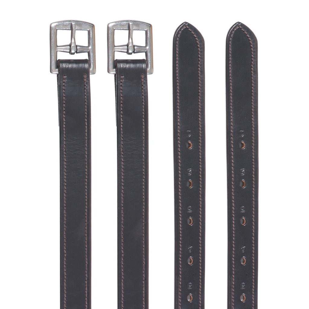 Grainge Elite Reinforced Stirrup Leathers