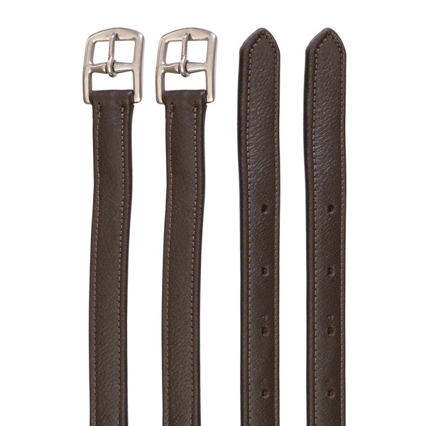Grainge Non-Stretch Stirrup Leathers