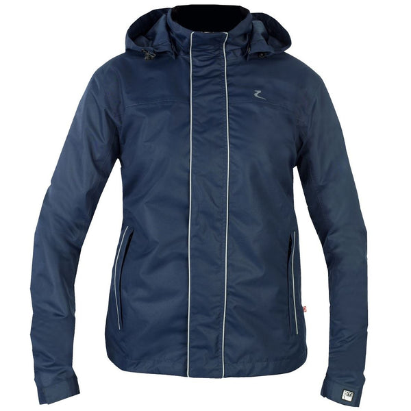 Waterproof Shell Jacket - Navy XSmall
