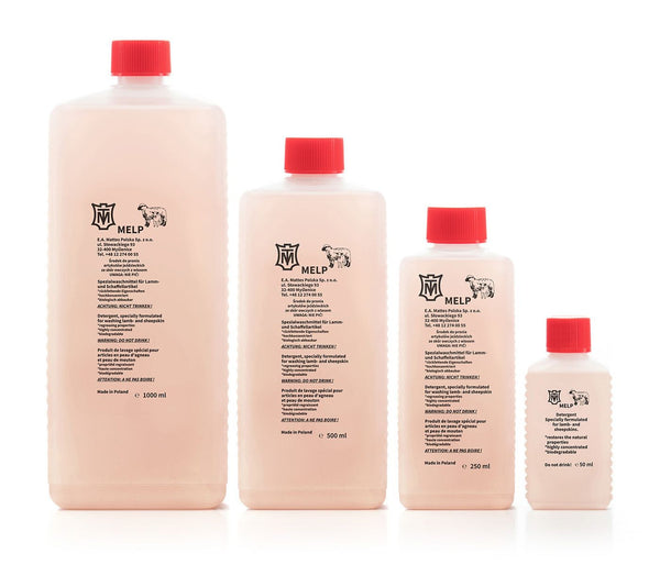 Mattes Melp Washing Liquid Range