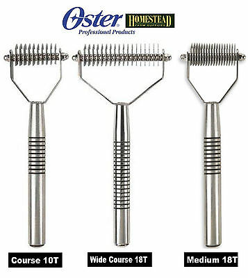 Oster Pain Free Mane Thinner 18 Wide