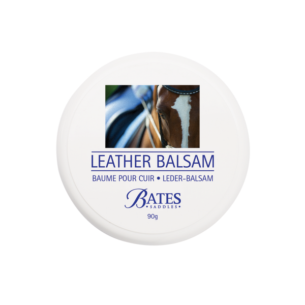 Bates Leather Balsam 90gm