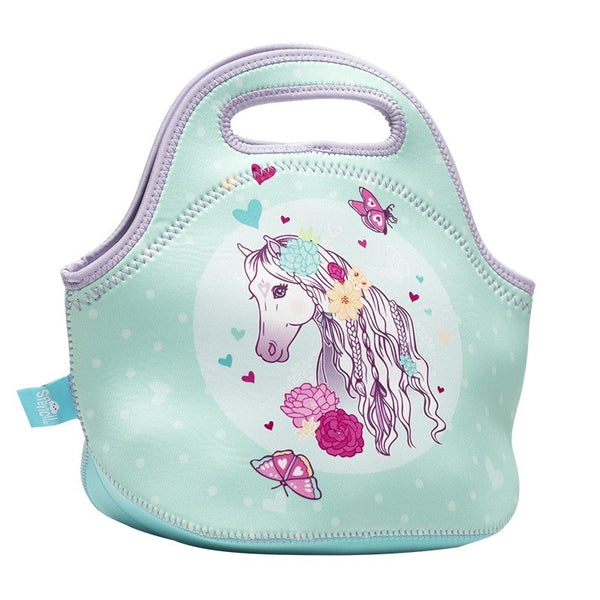 Lunch Bag - Peony Pony
