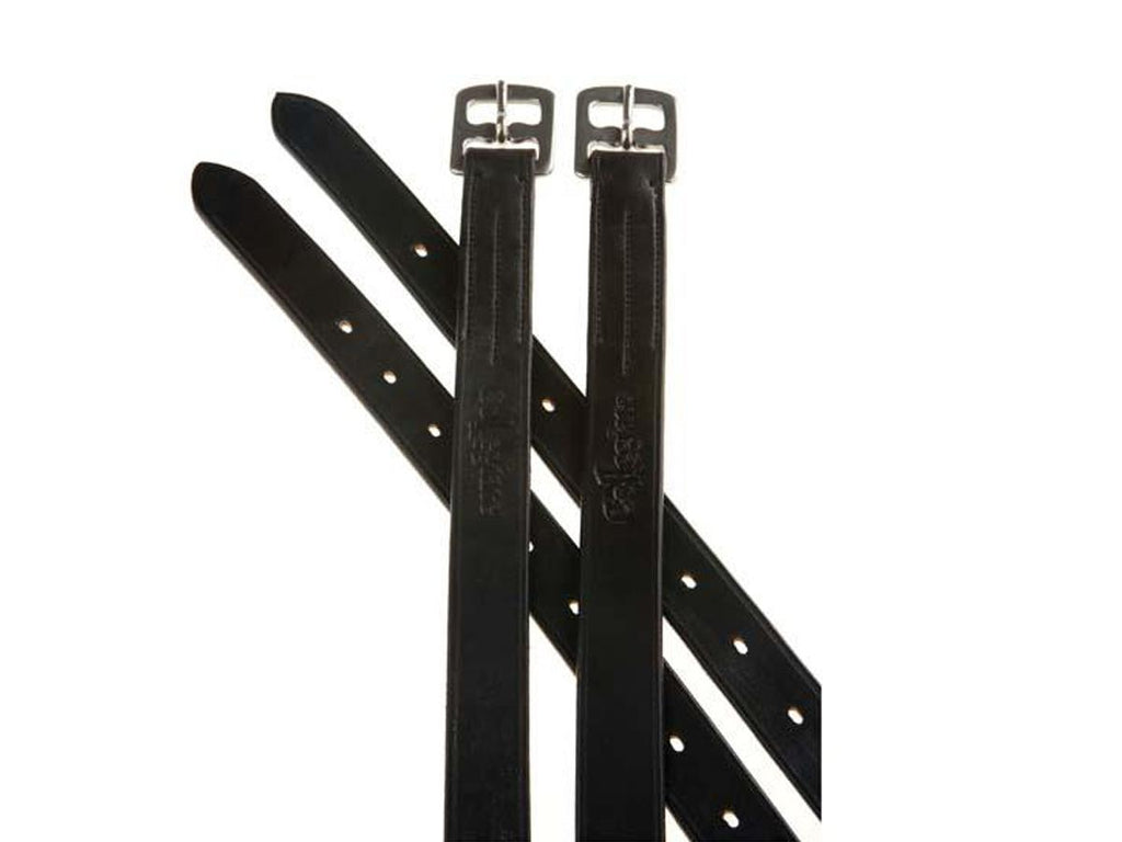 Collegiate Web Core Stirrup Leathers