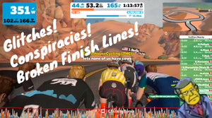 THC Tuesday Zwift Ride Recap | January 12, 2021