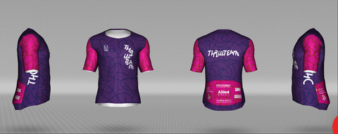 *PRE-ORDER, CAD PRICING* The 2020 ThrillTeam Jersey