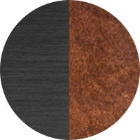 Walnut / Gunmetal / Up to 48