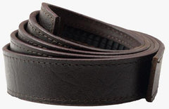 Brown Top Grain Strap