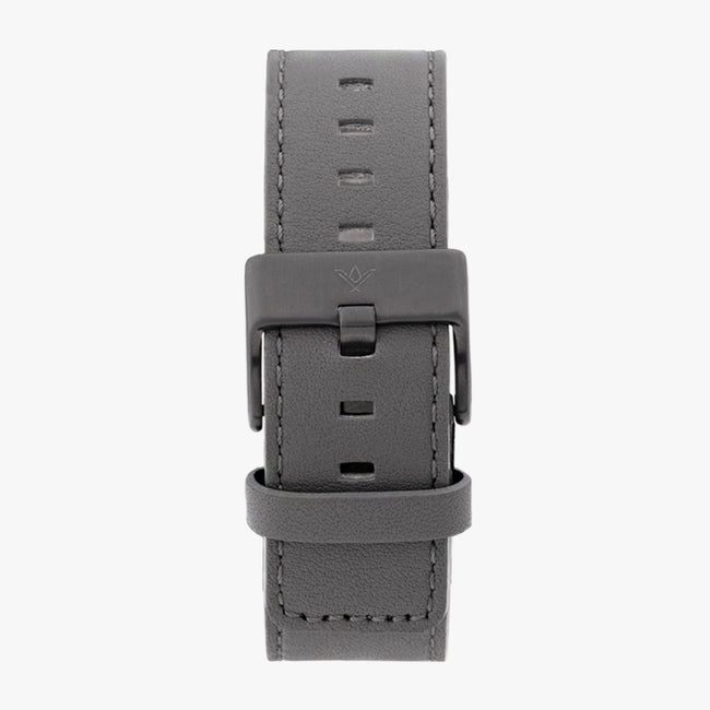 Grey Leather - SlideBelts