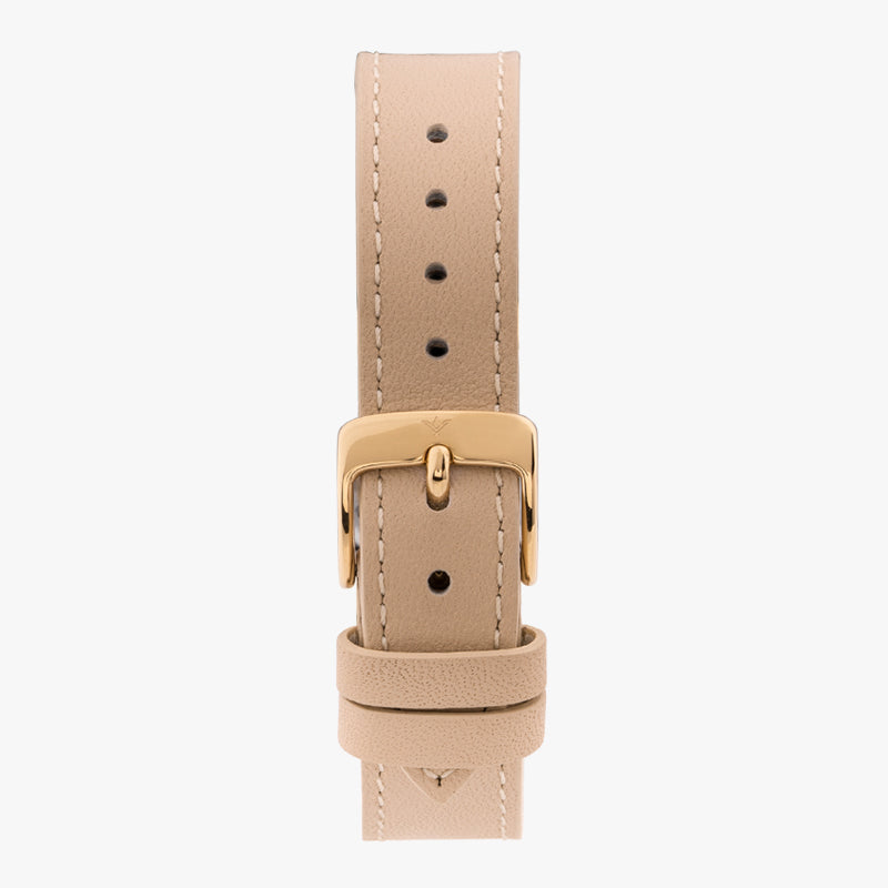 Beige Leather - SlideBelts