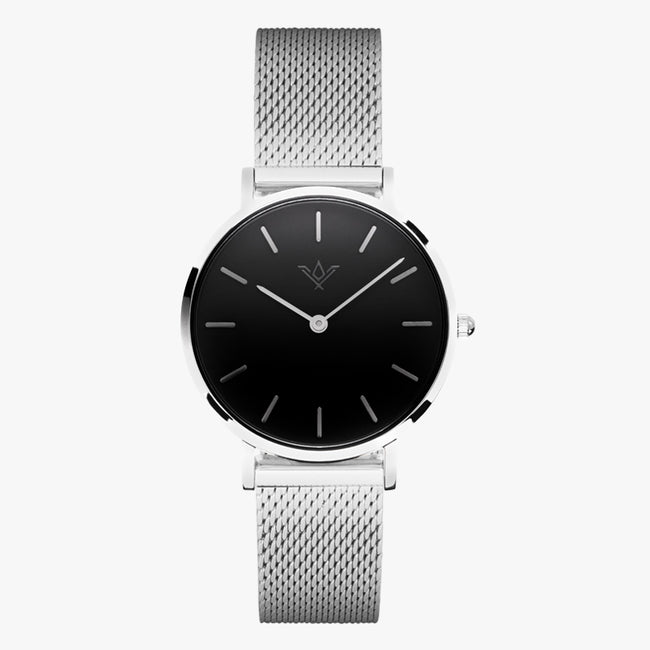 Midnight Sterling Watch