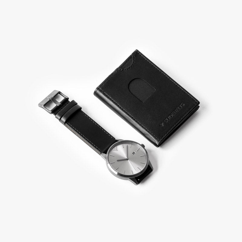 Apollo Watch and Wallet Set