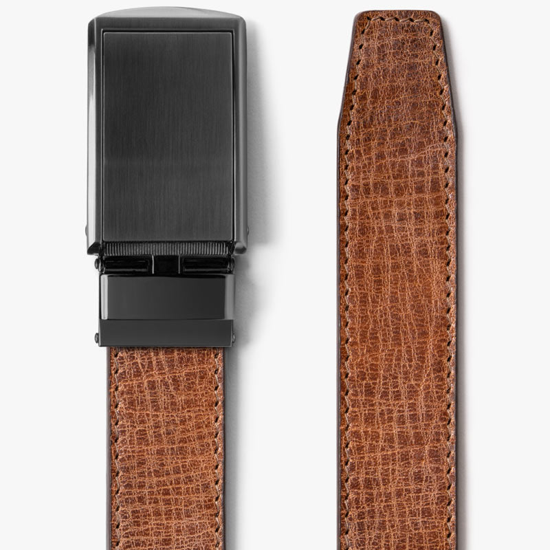Hickory Full Grain Leather Belt