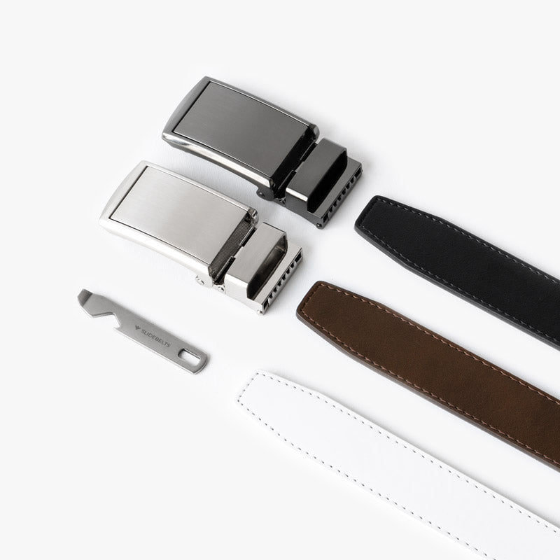 Mix-and-Match Classic Belt Set