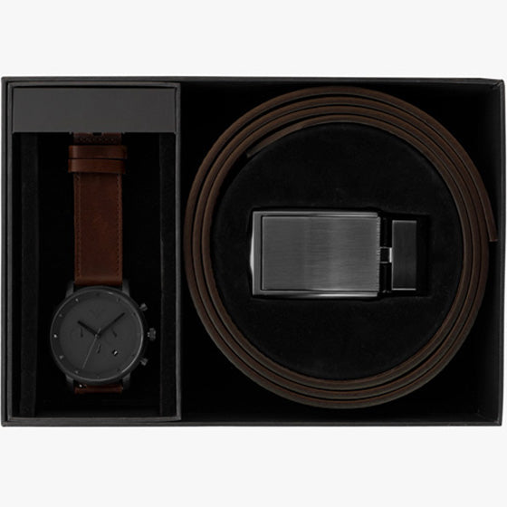 Nightcap Watch and Belt Set
