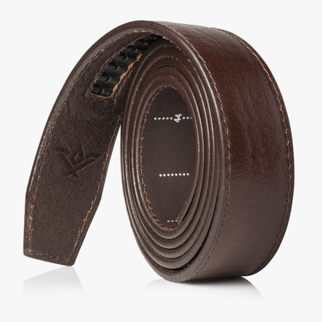 Top Grain Leather Strap