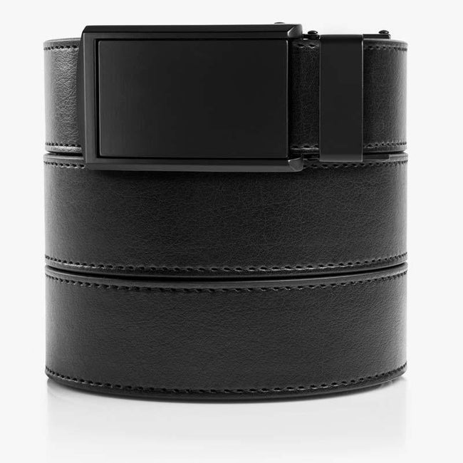 Black Golf Belt - SlideBelts