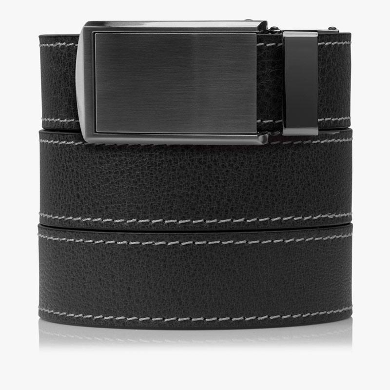 leather golf belts