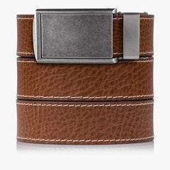 Bourbon Full Grain Leather Golf Belts - SlideBelts