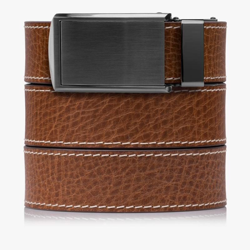 bourbon leather belts