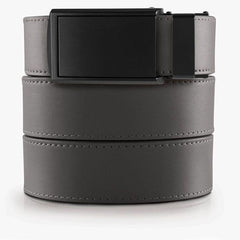 Steel Grey Golf Belt - SlideBelts