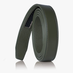 Skinny Leather Belt Strap